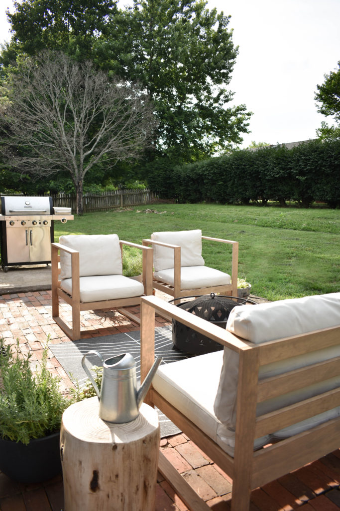 Diy Modern Outdoor Chairs House On Longwood Lane